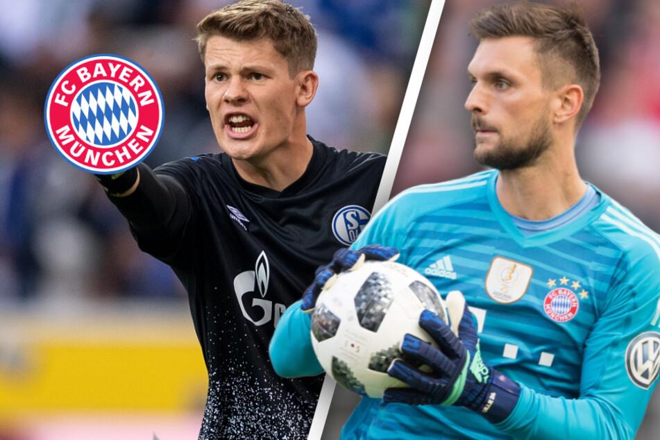 FC Bayern: Sven Ulreich will Platz nicht räumen! Kampfansage an Alexander Nübel