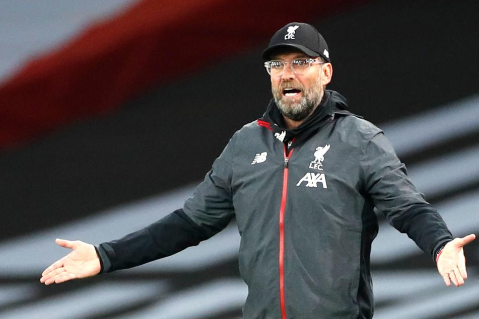 Aktuell trainiert Jürgen Klopp (53) den FC Liverpool.