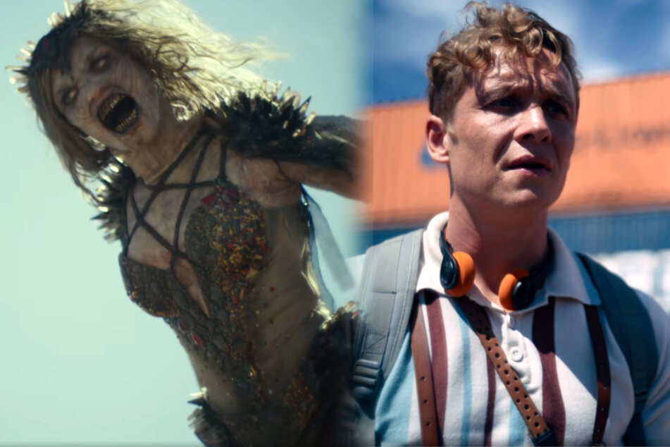 """""""Army of the Dead"""": Neuer Trailer zum Zombie-Gemetzel mit Matthias Schweighöfer"""