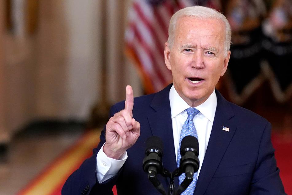 """Biden macht Ansage an Terroristen in Afghanistan: """"Wir sind mit euch noch nicht fertig"""""""