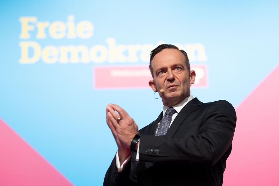Volker Wissing ist der Generalsekretär der Bundes-FDP.