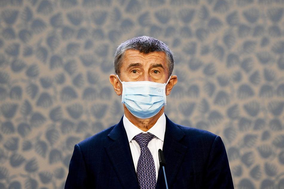Premier Andrej Babis (66) reagierte gereizt auf Besorgnis der WHO.