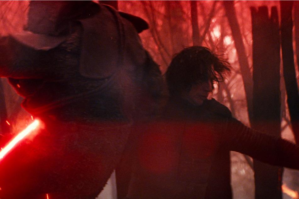 """Kylo Ren (Adam Driver) spielt in """"Der Aufstieg Skywalkers"""" eine entscheidende Rolle."""