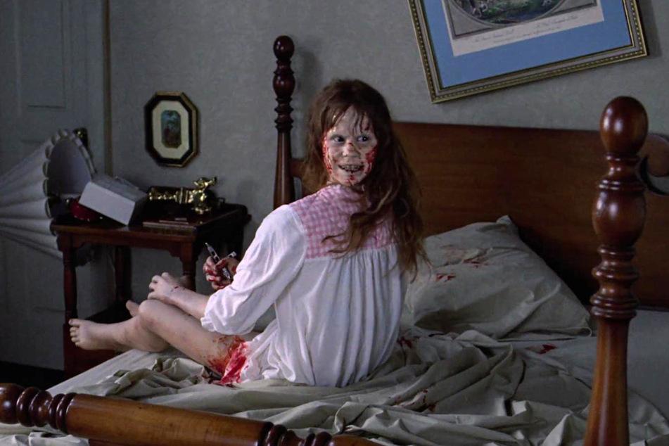 """In """"Der Exorzist"""" ist die 12-jährige Regan (Linda Blair, 62) von einem Dämon besessen."""