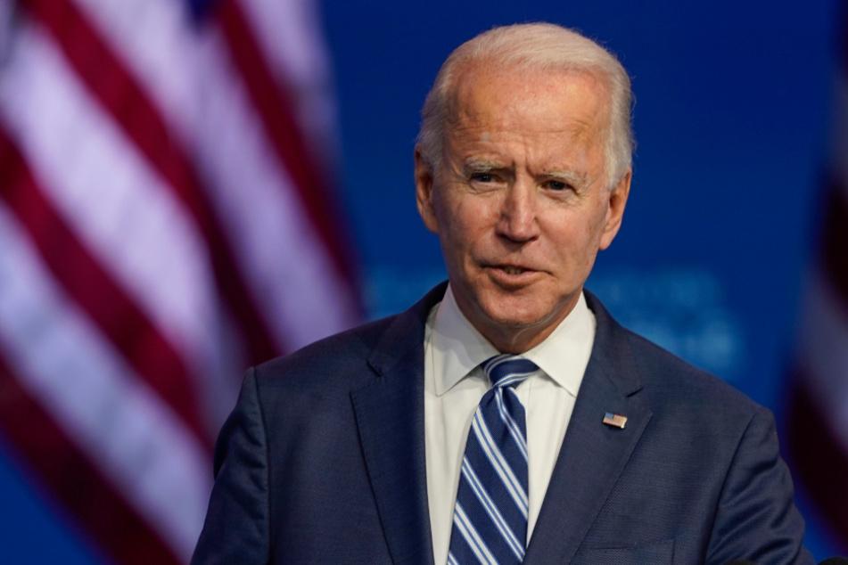 Joe Biden (77) wird - wenn nichts dazwischen kommt - der künftige US-Präsident sein.