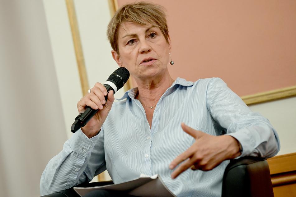 Sozialsenatorin Elke Breitenbach (59, Linke) setzt sich für die Migrantenquote im öffentlichen Dienst ein.