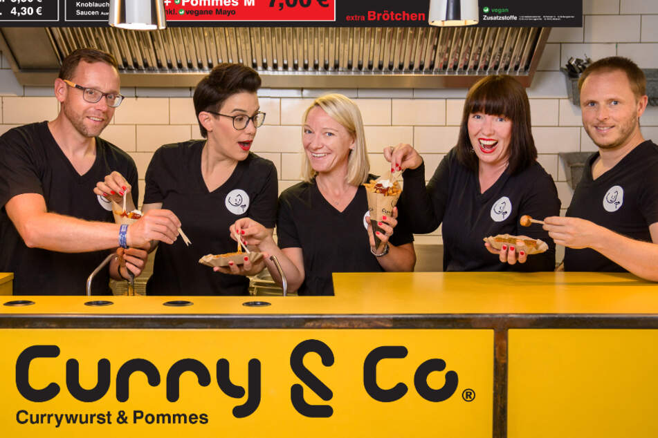 """Extrawürste: """"Curry & Co""""-Sisters suchen neue Standorte"""