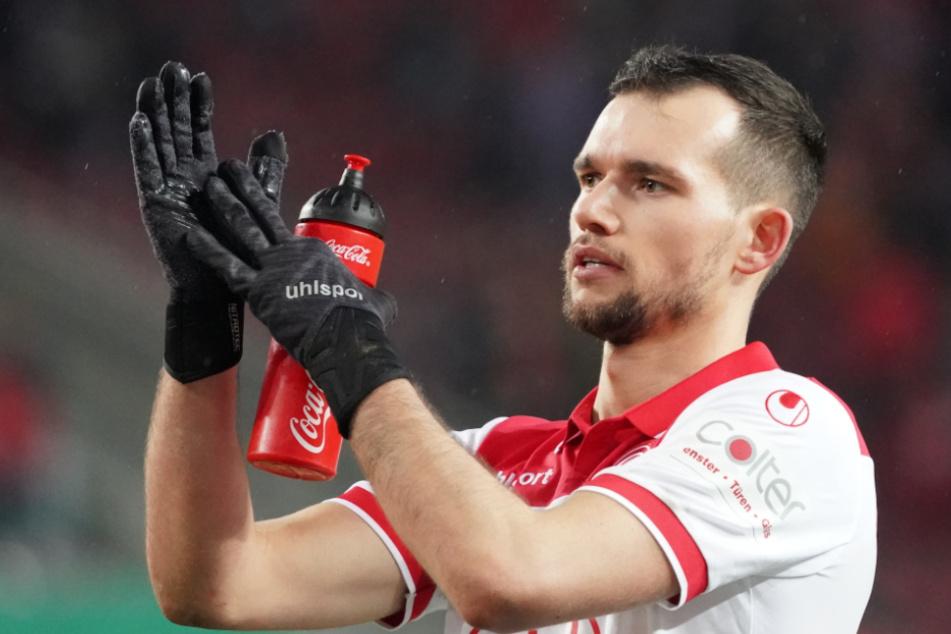Noch im Dress von Fortuna Düsseldorf: Kevin Stöger (26).