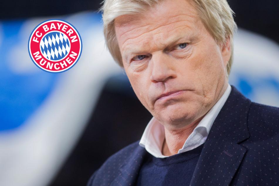 """Bayern-Vorstand Oliver Kahn nach Tolisso-Fehltritt: """"Große Vorbildfunktion nach außen"""""""