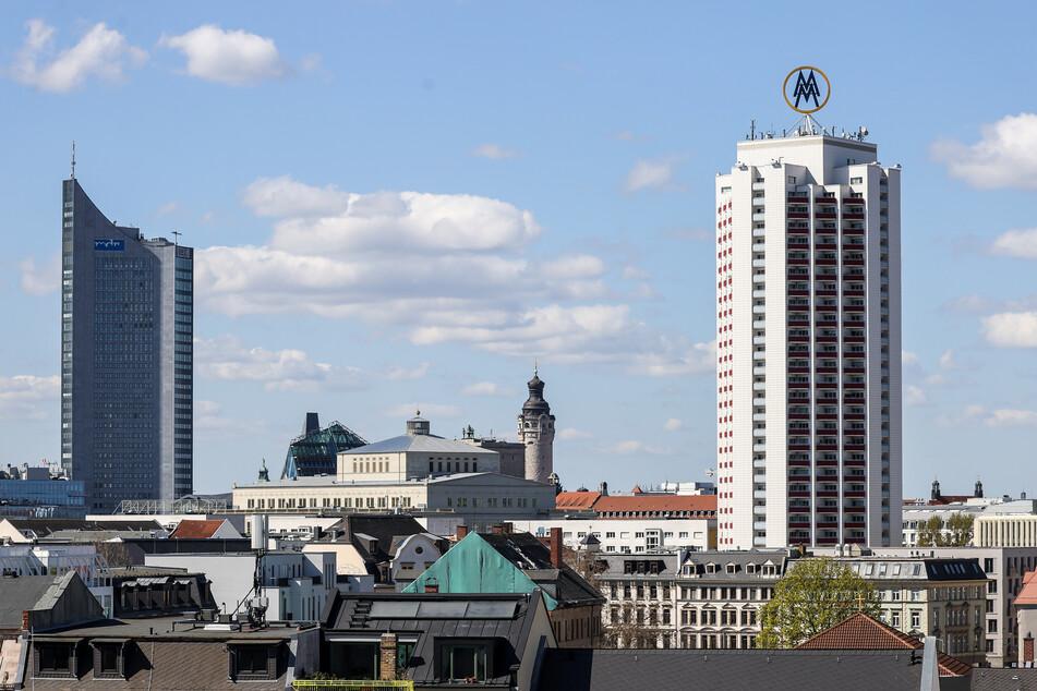 Leipzig ist eine von drei Großstädten in Deutschland, die noch ein kleines Wachstum verbuchen konnten.