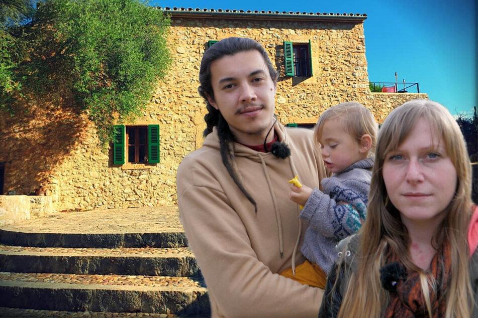 Hausbesetzer Daniel und Nadine aus Becker-Villa auf Mallorca geschmissen