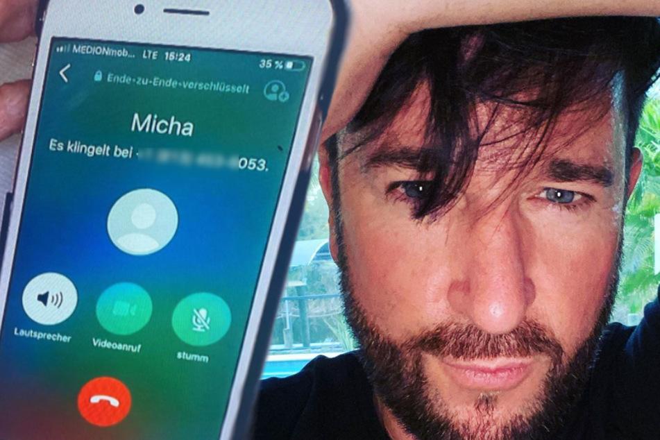 Schock für Michael Wendler: Telefonnummer dank RTL im Netz aufgetaucht!