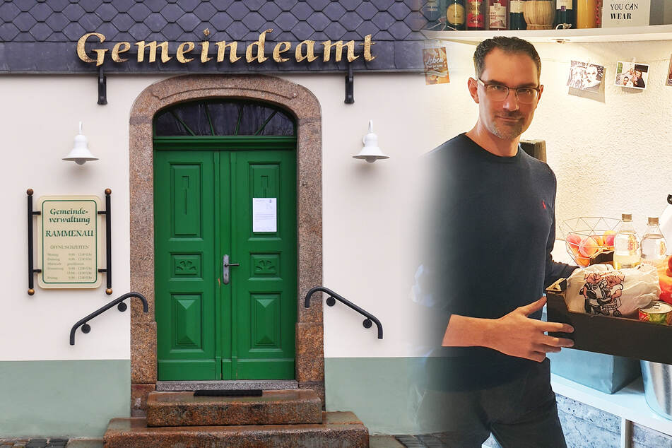 Corona-Quarantäne:Sächsischer Bürgermeister regiert aus der guten Stube