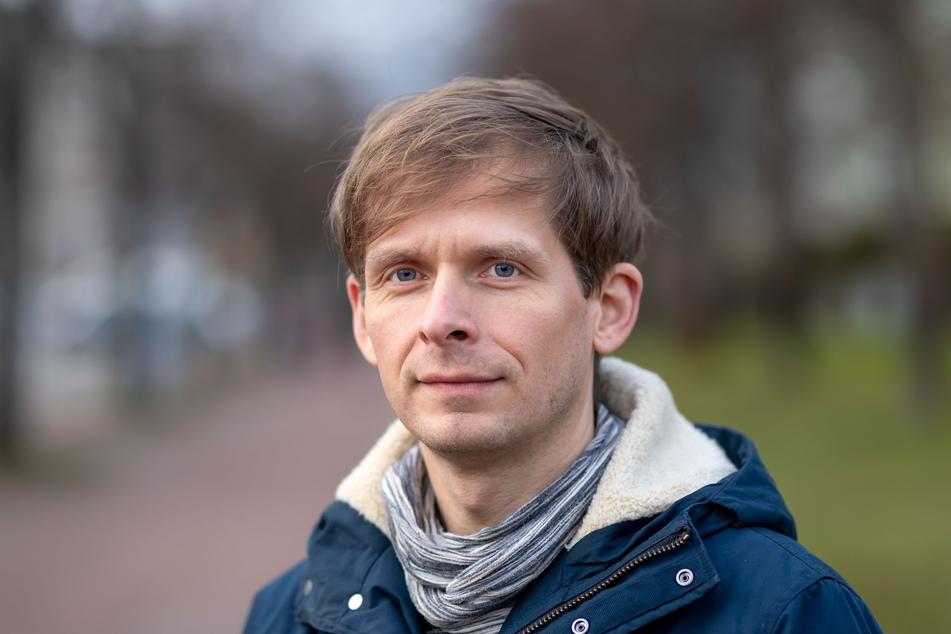 SPD-Stadtrat Maik Otto (43) wünscht sich mehr Unterstützung der Mitarbeiter durch die Arbeitgeber.