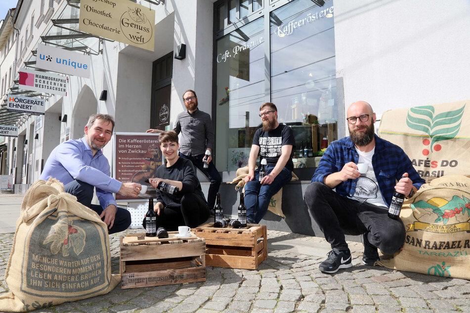 Zwickauer Brauerei erfindet Espresso-Bier