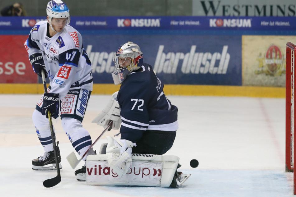 Vladislav Filin will eine Führungsrolle bei den Eislöwen übernehmen, wenn er die Rückendeckung vom Trainer bekommt.