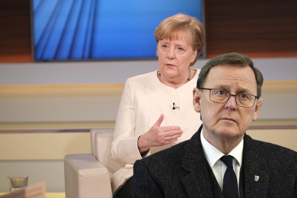 """Bodo Ramelow kontert Merkel-Schelte: """"Könnte auch ein Praktikant machen"""""""