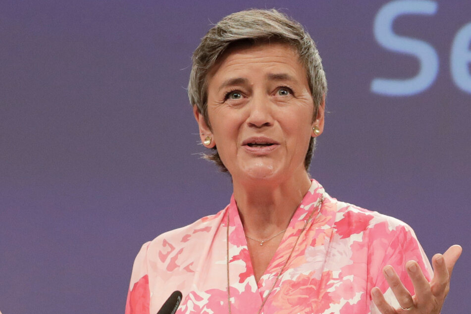 EU-Wettbewerbskommissarin Margrethe Vestager (52). (Archivbild)