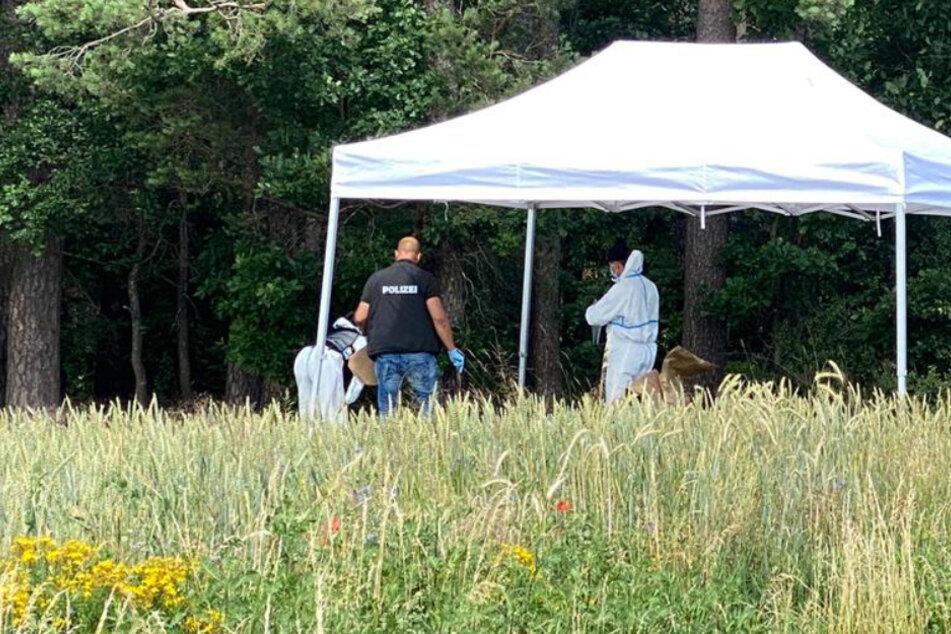 23-Jährige tot im Wald: Polizei ist sich nun sicher, wer sie umgebracht hat