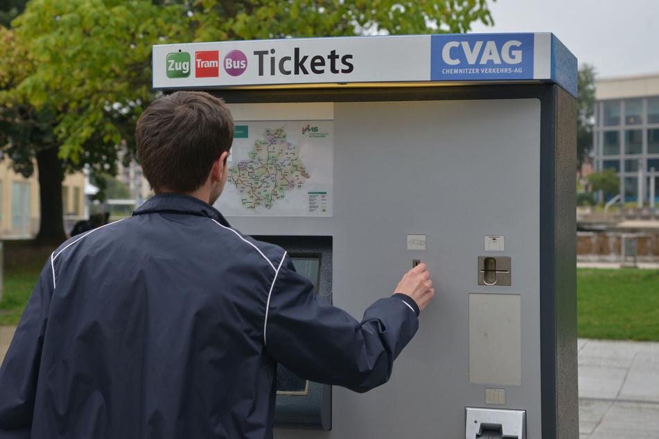 Shutdown! CVAG schaltet Ticketautomaten im Chemnitzer Stadtgebiet ab