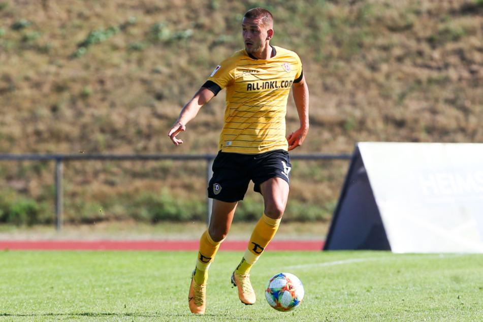 René Klingenburg (26) ließ bei der SGD trotz 26 Einsätzen seine Torgefahr aus Münster-Zeiten vermissen.