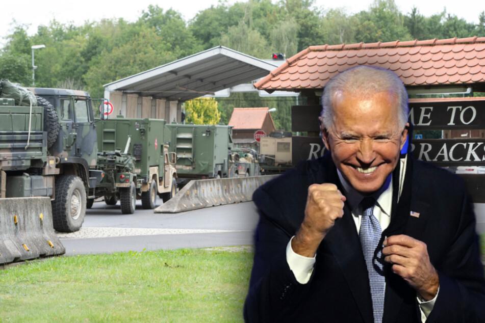 Hoffnung Biden: Oberpfalz wünscht sich Kehrtwende bei angekündigtem US-Truppenabzug