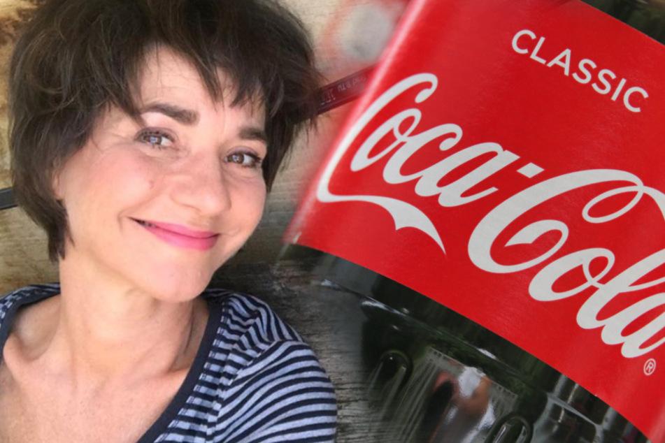"""Rote Rosen""-Star protestiert gegen Coca-Cola in Lüneburg"