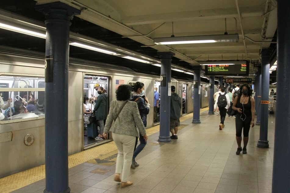 NYC subway to be sprayed with nontoxic gases as part of terrorism study