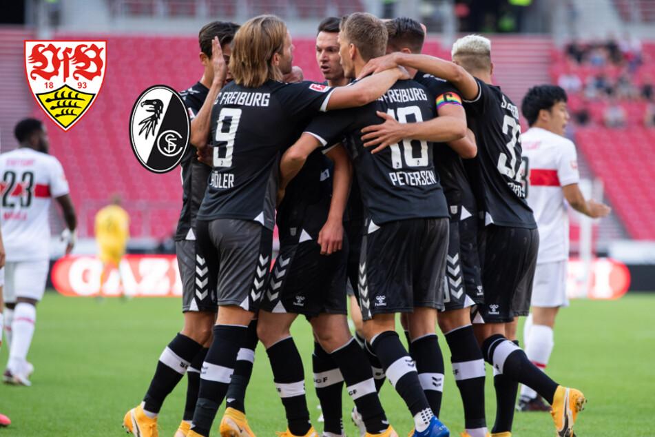 Aufsteiger VfB Stuttgart zieht trotz starker Schlussphase gegen Freiburg den Kürzeren