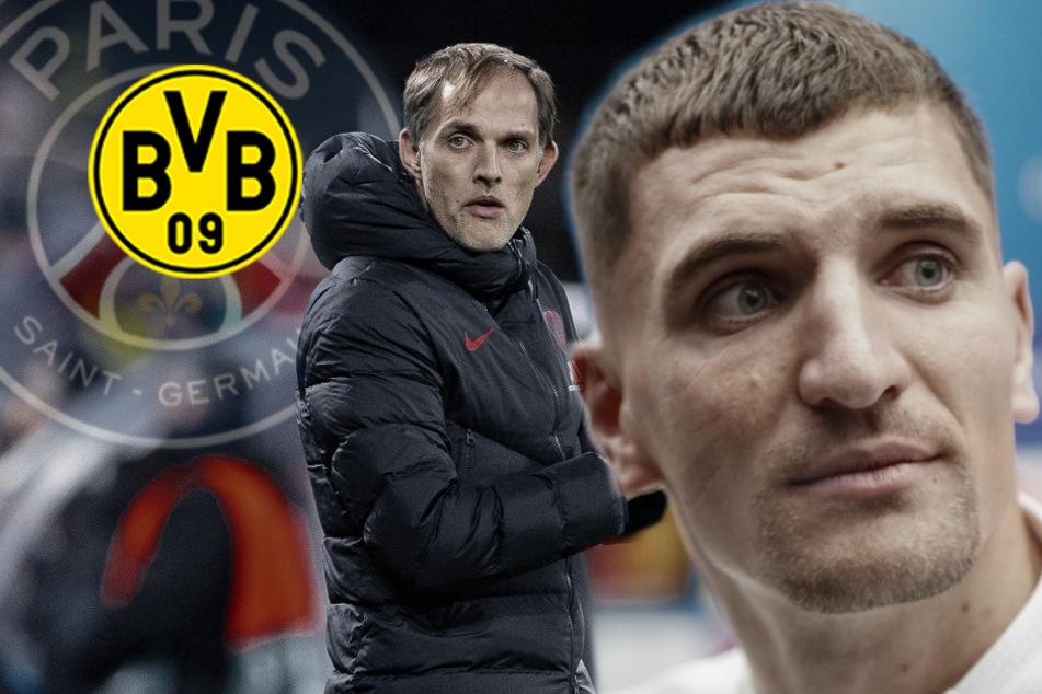 """BVB-Neuzugang Meunier platzt der Kragen: Ex-Klub PSG leidet an """"Realitätsverlust""""!"""
