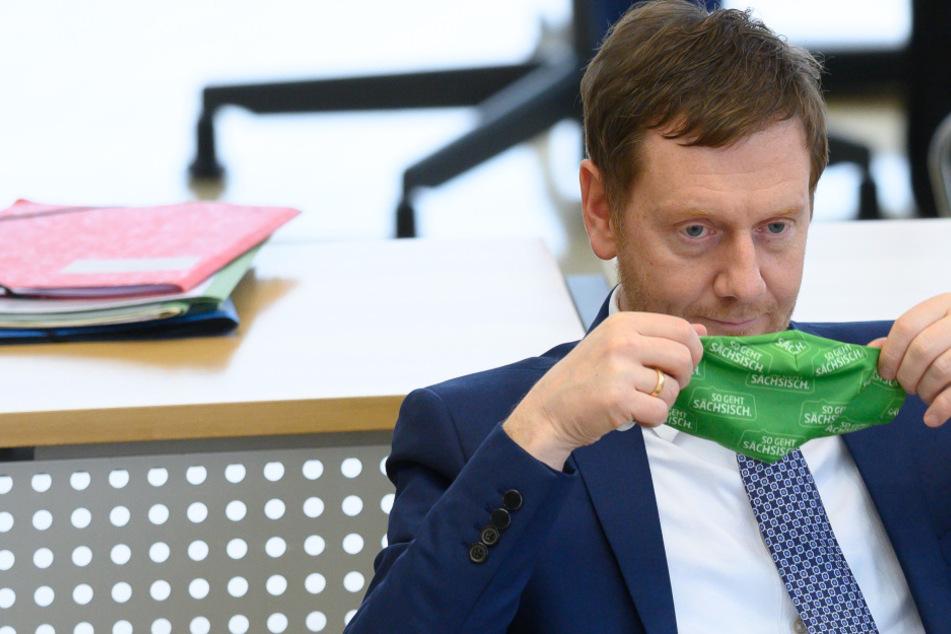 Kein Oster-Urlaub! Sachsens MP Kretschmer äußert sich bei Maischberger erneut