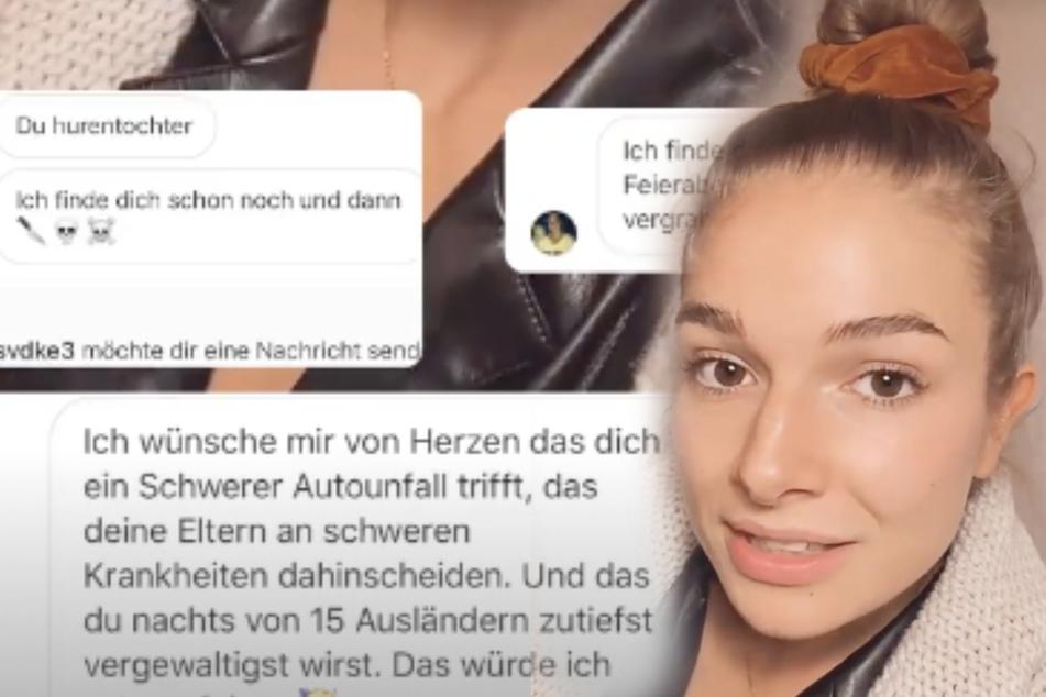"""Lola Weippert bekommt Morddrohungen: Für die Moderatorin ist es ein """"Kampf"""""""