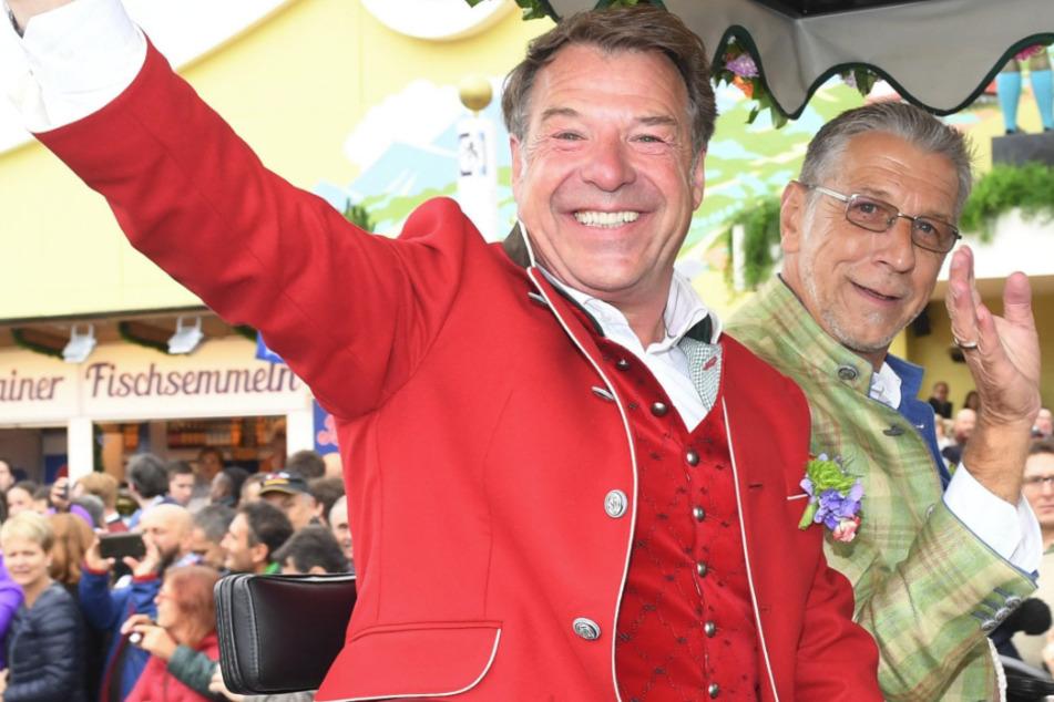 Patrick Lindner plädiert für Schlagerstars bei bekannten Pride-Veranstaltungen