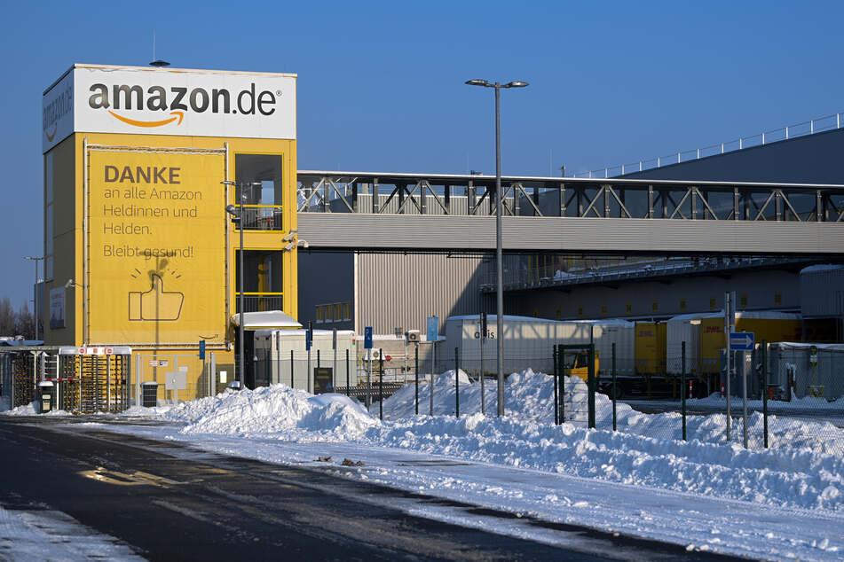 Leipzig: Amazon hat Betrieb in Leipzig eingestellt