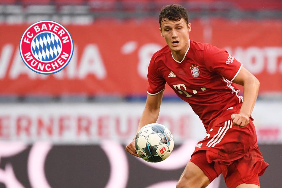 Im Training verletzt: Bayern-Profi Pavard fällt auf unbestimmte Zeit aus