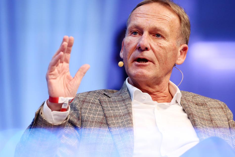 Hans-Joachim Watzke, Geschäftsführer des Fußball-Bundesligisten Borussia Dortmund.