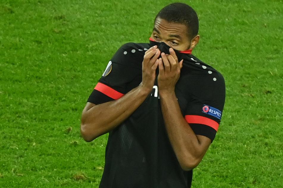 Jonathan Tah (25) findet's auch nicht gut. Die deutsche Bilanz in der Euro League ist zum Verstecken.