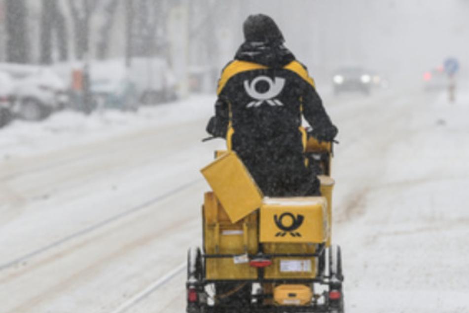 Deutsche Post kämpft gegen Schnee: Probleme bei Zustellung in NRW und Thüringen