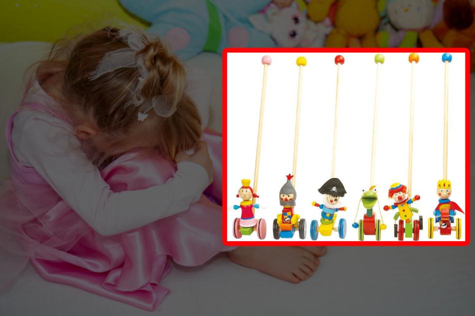 Spielzeug-Rückruf kurz vor Weihnachten: Vedes fürchtet Gefahr für Kinder