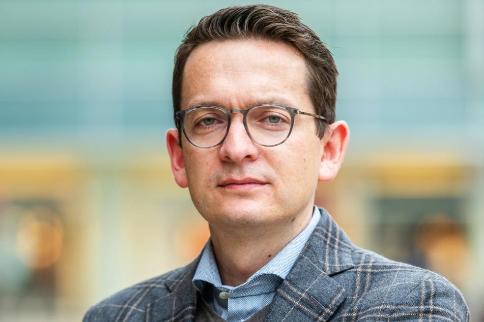 Jens Kieselstein (40, FDP) möchte vor Corona-Maßnahmen auch auf die Krankenhausbelegung schauen.