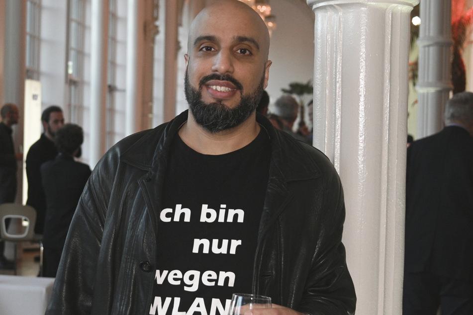 Komiker Abdelkarim (38). (Archivbild)