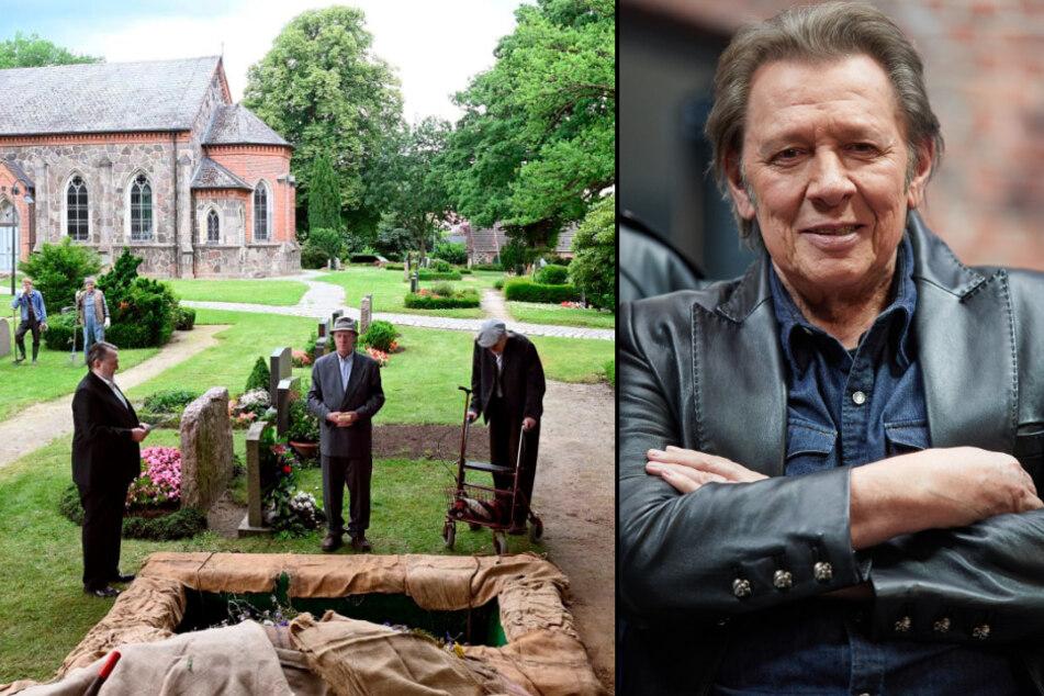 Ein Jahr nach seinem Tod: Erneuter Abschied von Jan Fedder (†64)!