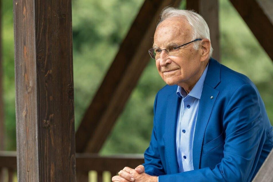 Bayerns Ex-Ministerpräsident Edmund Stoiber (CSU) feiert am kommenden Dienstag seinen 80. Geburtstag.