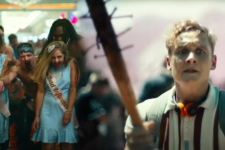 """""""Army of the Dead"""" bei Netflix: Matthias Schweighöfer kämpft gegen blutgierige Zombies!"""
