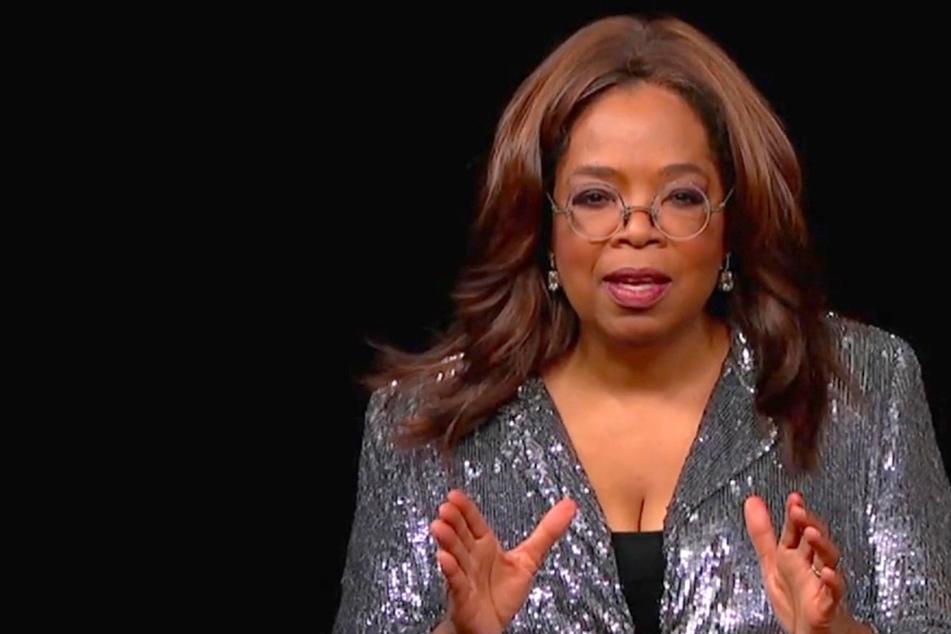 Oprah Winfrey wurde von eigener Familie misshandelt und vergewaltigt