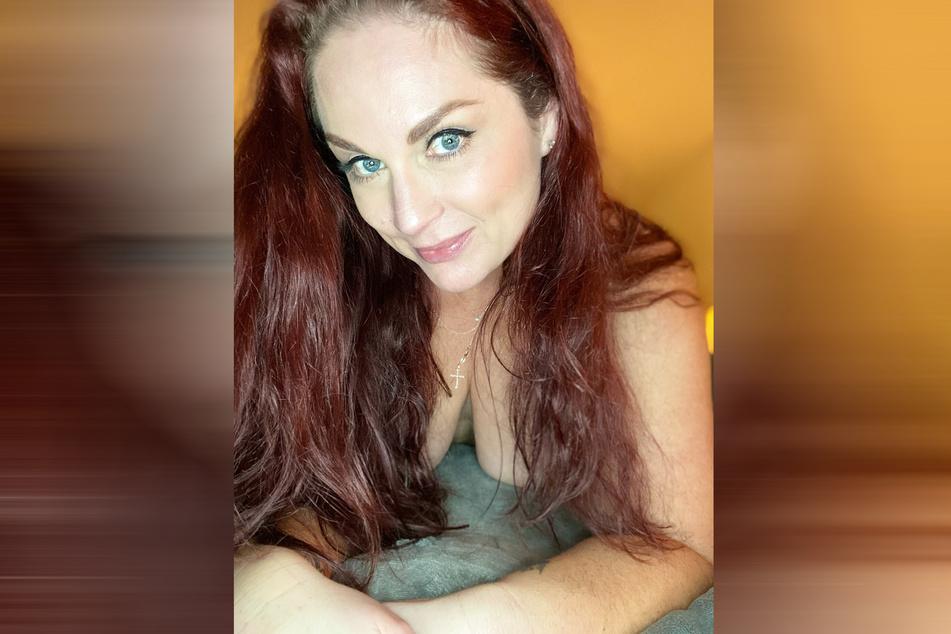 Eva Wild (43) auf einem Twitter-Foto.