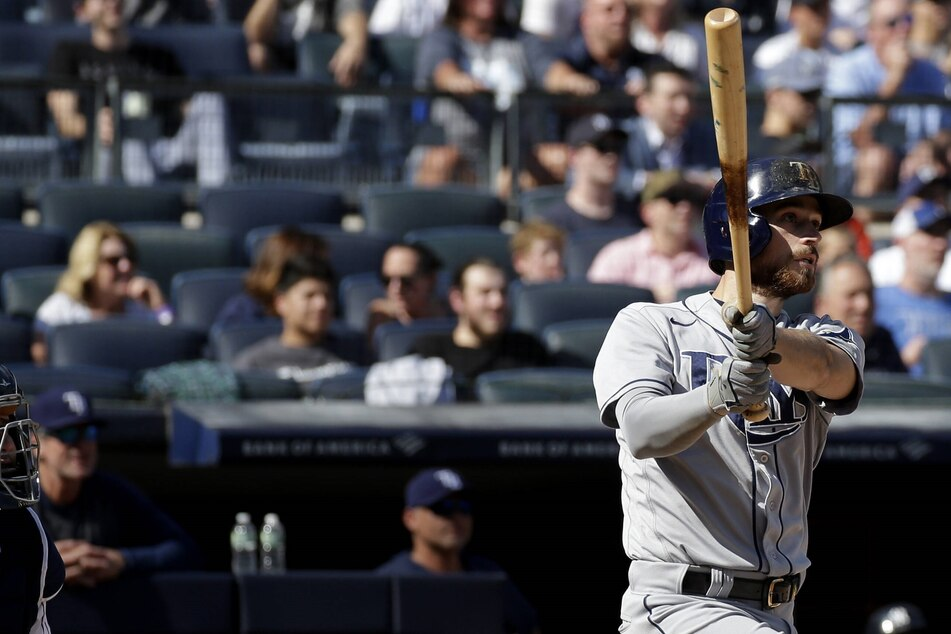 MLB: The Yankees get routed by the Rays as the AL Wild Card race goes down to the wire