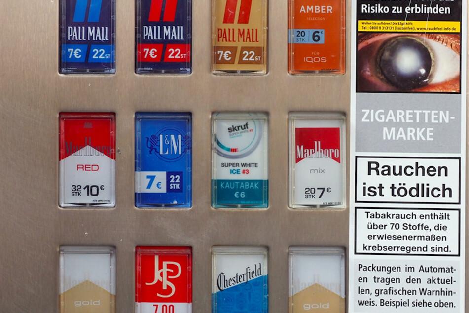 Streit um Schockbilder auf Zigarettenschachteln: Ändert sich der Verkauf im Supermarkt?