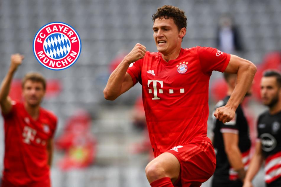 FC Bayern München schießt überfordertes Fortuna Düsseldorf ab!