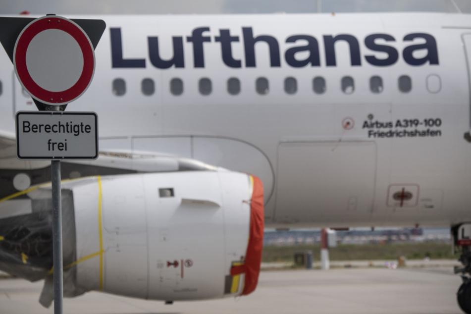 Lufthansa - Wir verhandeln mit Bund über Hilfen von 9 Mrd Euro